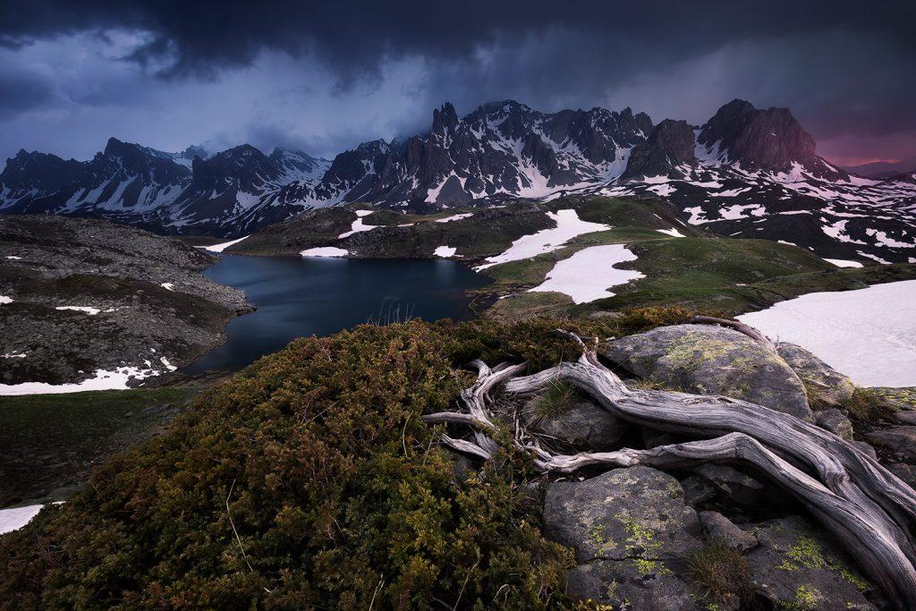 Vordergrund Landschaftsfotografie