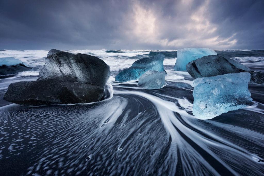 Tiefe in der Landschaftsfotografie