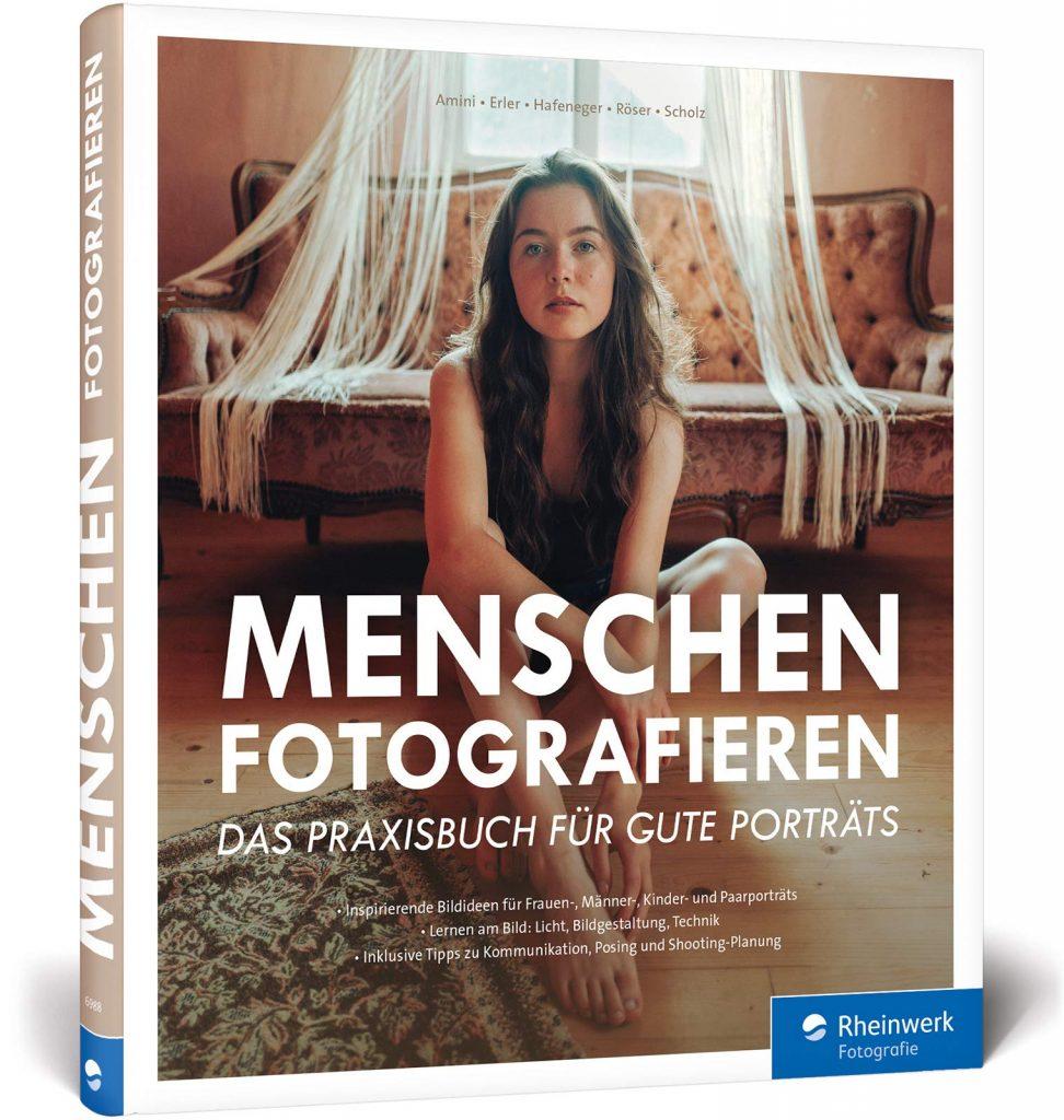 Lehrbuch Menschen Fotografieren von Felix Röser