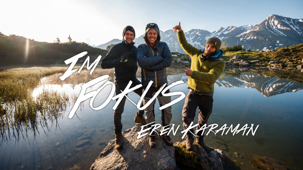 Eren Karaman im Fokus. Video Podcast mit Stefan Schäfer und Felix Röser