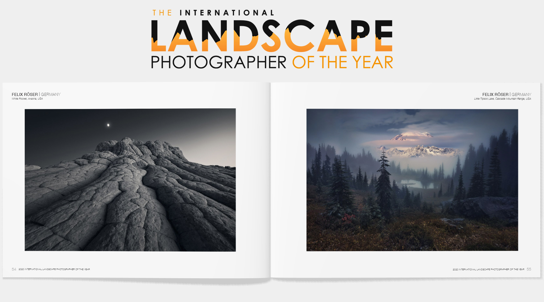 International Landscape Photographer of the year 2020 Felix Röser Top 101