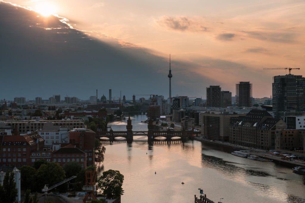 Jean Claude Castor, Podcast, Rooftop, Berlin, Cityscape, Landschaftsfotografie Podcast, Sonnenuntergang, Im Fokus Podcast, Fotografie Podcast